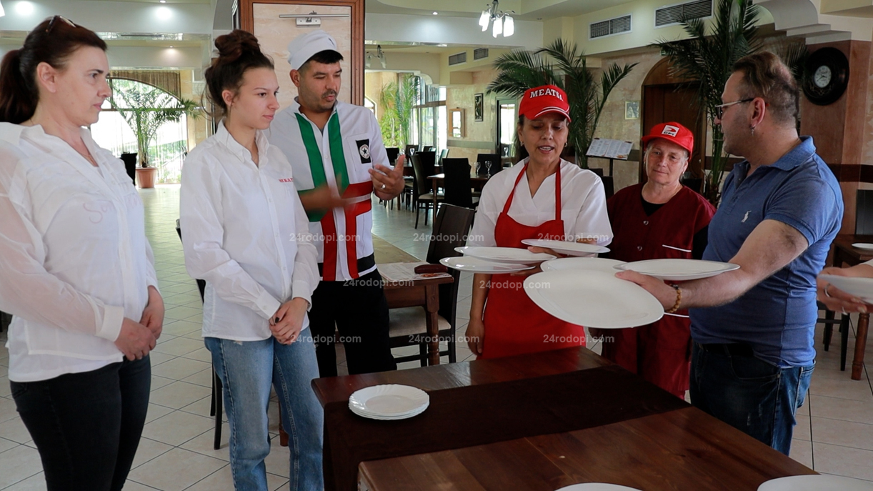 ВИДЕО репортаж: Вълна от трудова миграция към Кърджали след Ковид и… Персонал от молдовци в топ ресторант!