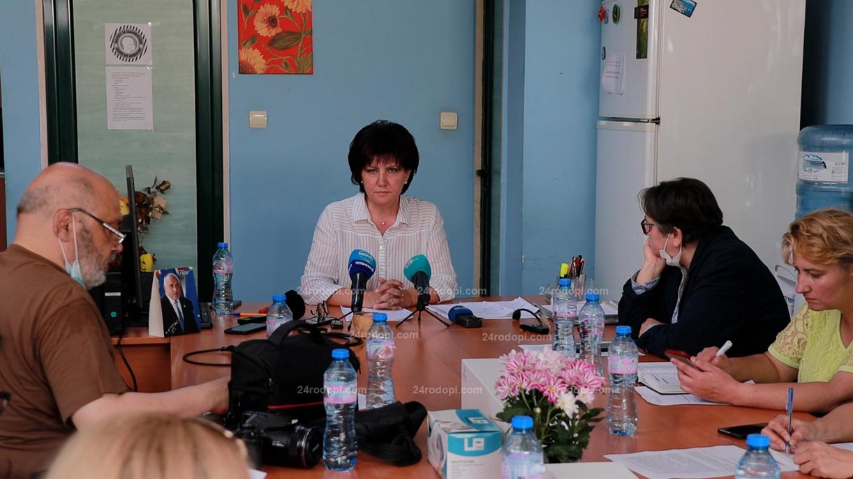 Цвета Караянчева: Пак ли Кърджали ще бъде харизан на ДПС?! (видео)