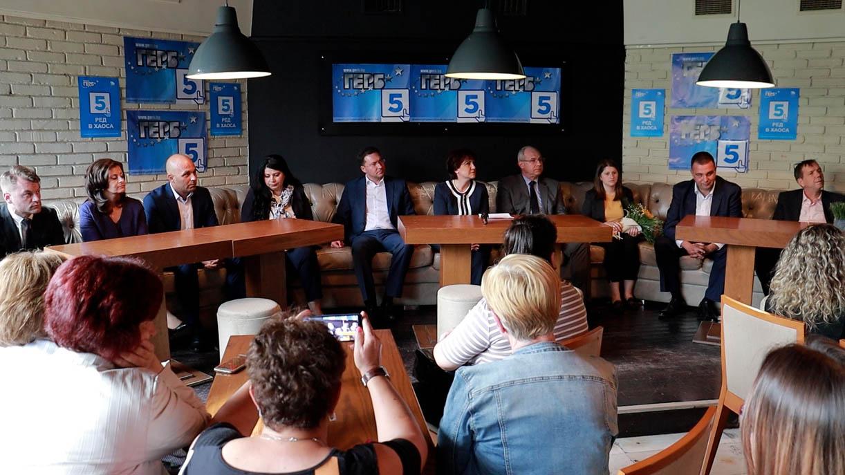 Цвета Караянчева: Трябва да победим, без нас е хаос и безумие! (видео)