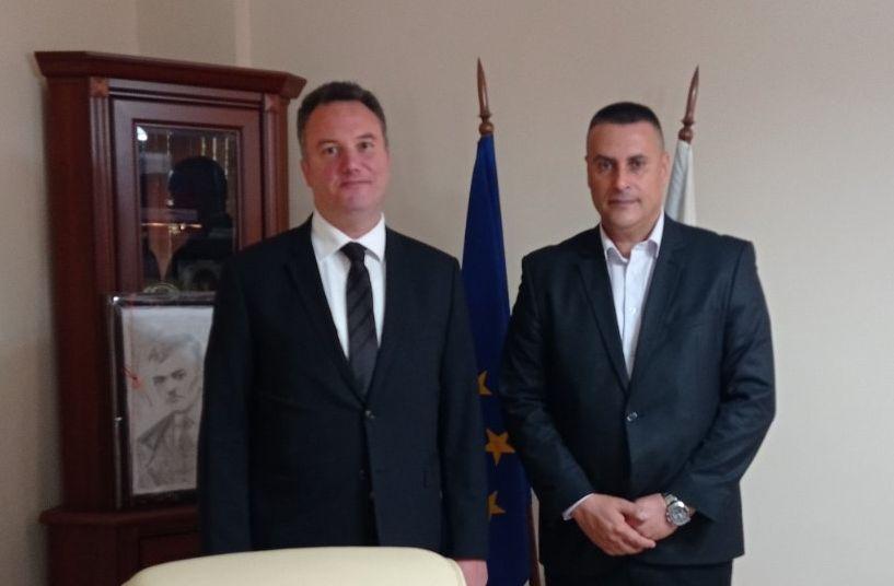 Турският консул хареса идеята на Даниел Делчев: Бизнес изложение в Кърджали всяка есен!
