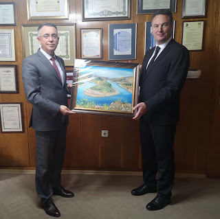 Бизнес и инвестиции в региона на първа среща кмет – турски консул