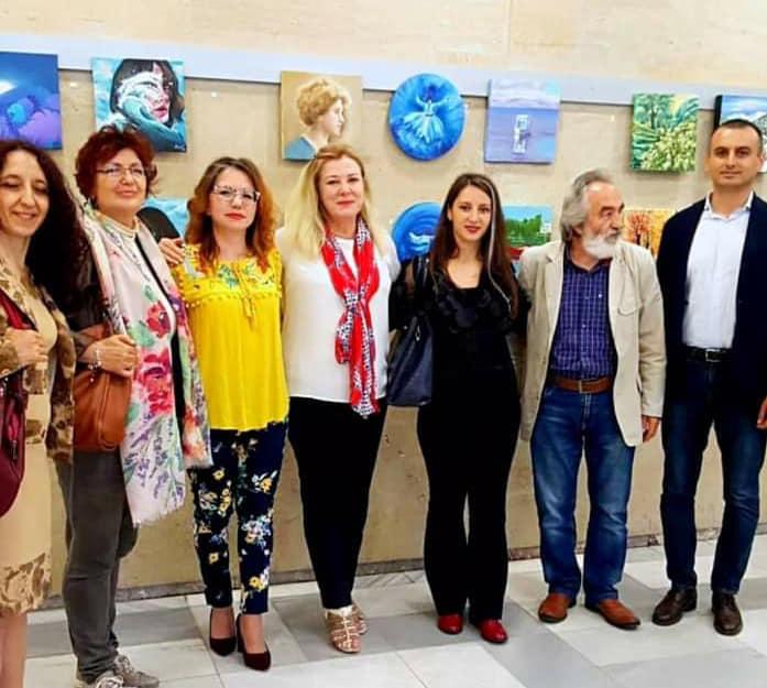 """""""Изкуството е етикета на една народност"""" – 90 платна на най – добрите турски художници са в Момчилград"""