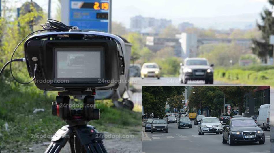 """257 нарушения на пътя, 117 клипа със """"състезатели"""" – две катастрофи"""
