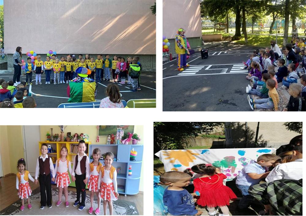 Клоун, театър, балони, учебни пособия за най – малките в Крумовград