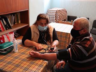 Всеки понеделник: Безплатно мерене на кръвното на пенсионерите в Ардино