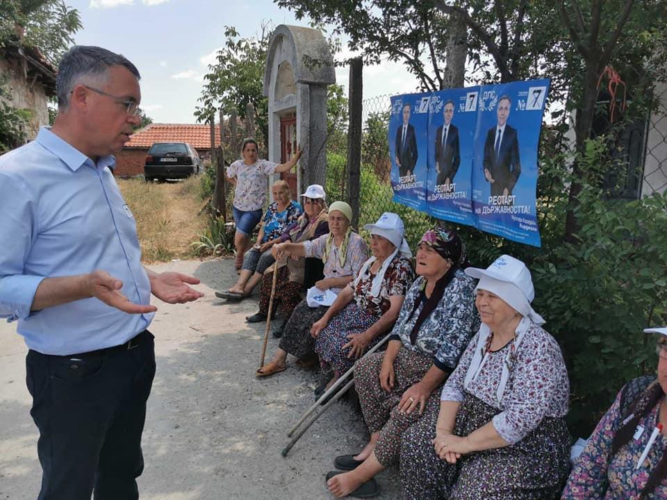 ДПС печели 3,5 мандата в Кърджалийско, Хасан Азис обясни посланието на избирателите