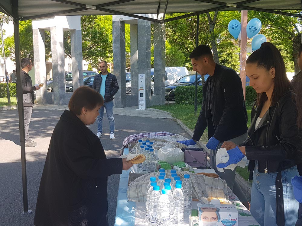 1500 мекици на Арифе в Момчилград и идея за Фестивал на мекицата