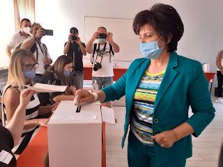 Цвета Караянчева: Гласувах за ред в хаоса!