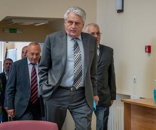 Рашков отговори: Не знам за никаква призовка, дал съм картбланш на разследващите