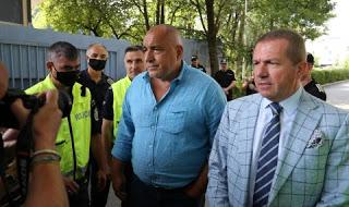 Борисов след разпита: Сигналите са, че някого ще ям!