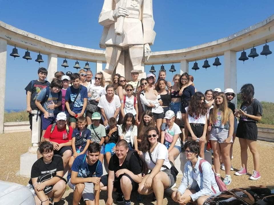 Творческа ваканция край морето за 83 кърджалийски ученици