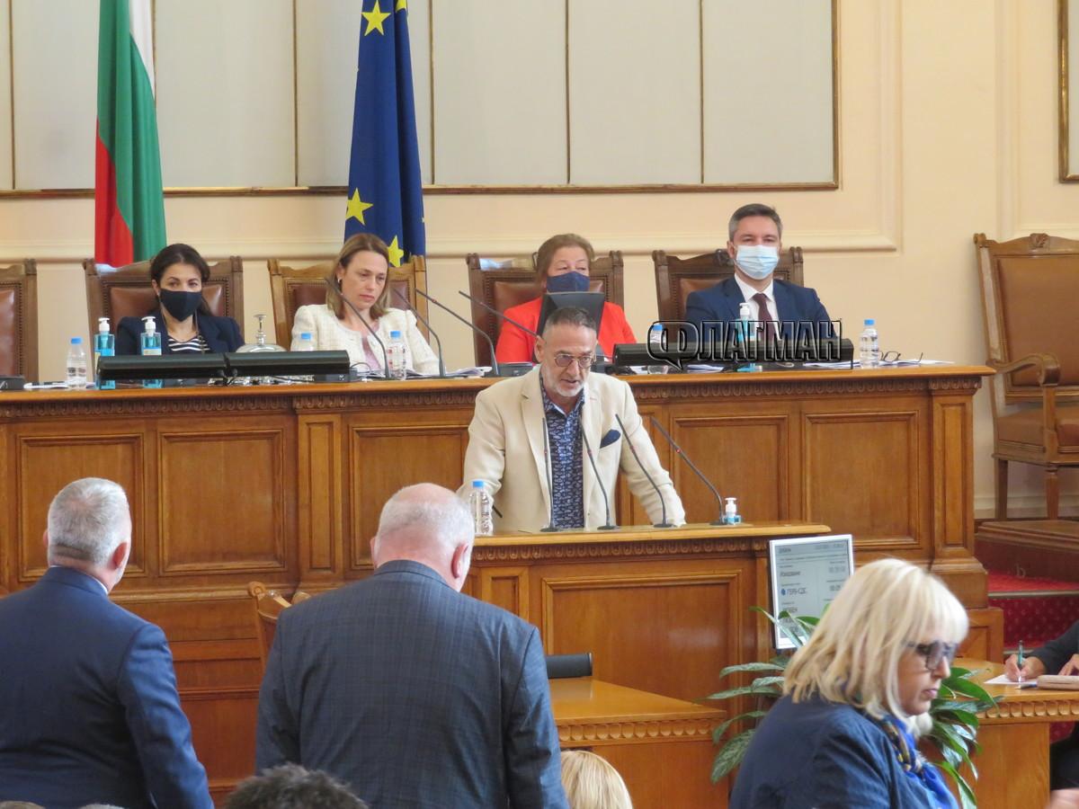 Любен Дилов, ГЕРБ: И в трите правителства на Борисов имаше участие на ДПС, но драма няма – ние обичаме българските турци!