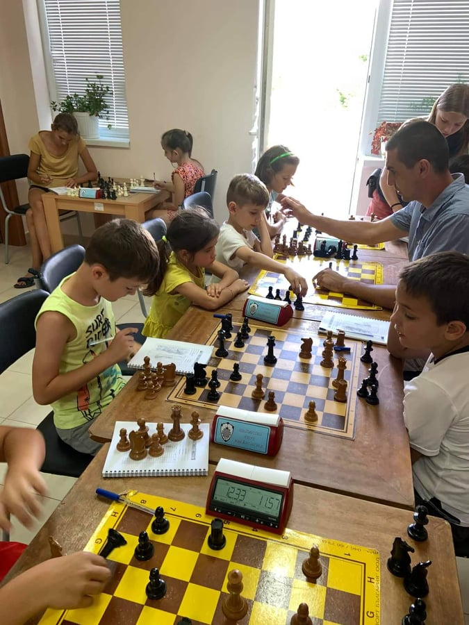 Кямран Билял: Детска школа по шахмат!? На повече места в Източните Родопи
