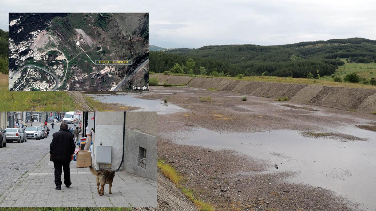 Добра новина: Терен с площ 21 330 кв. м. се прехвърля на Общината за кучешки приют!