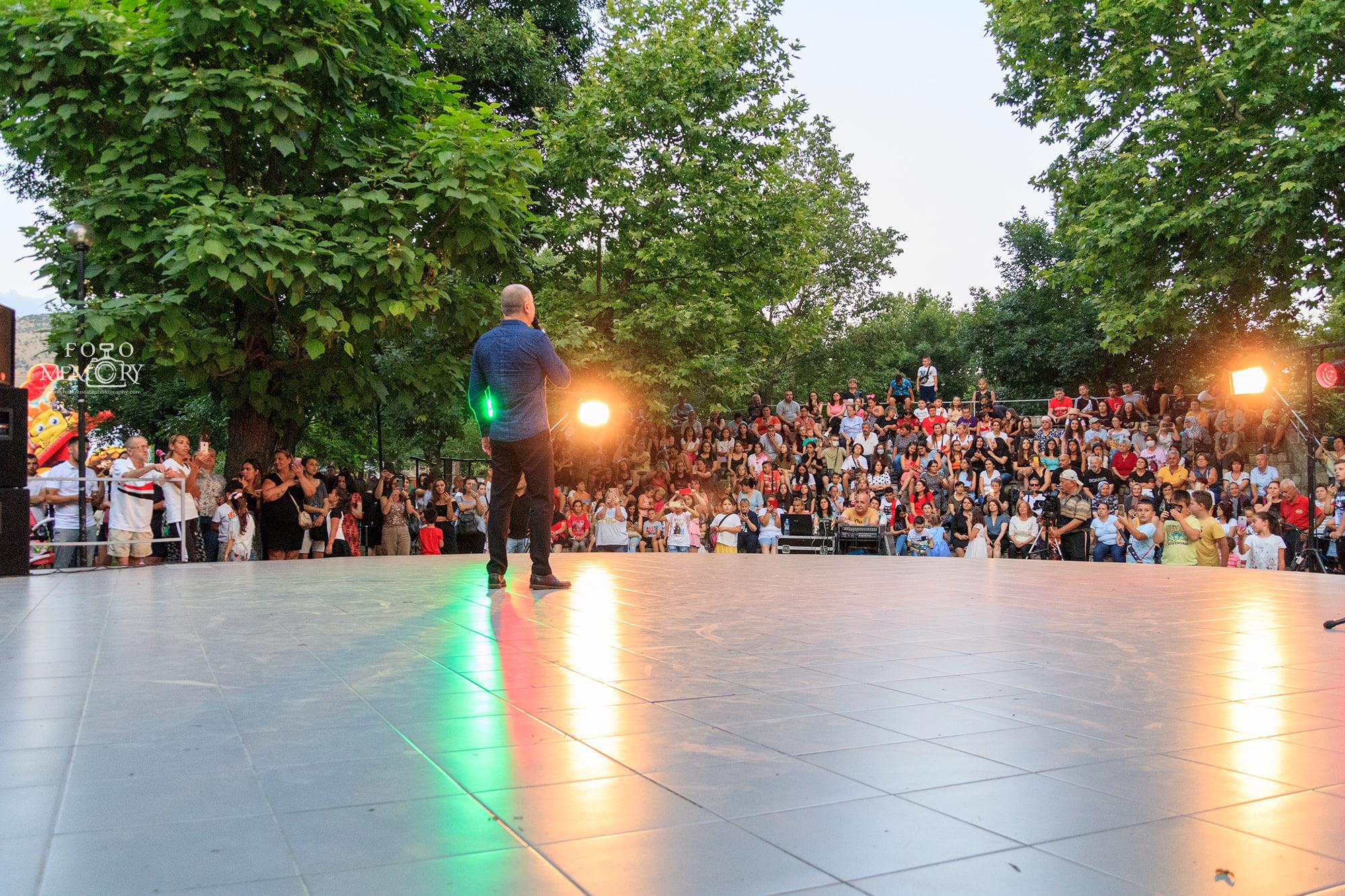 Орхан Мурад накара всяко сърце в Момчилград да затрепти