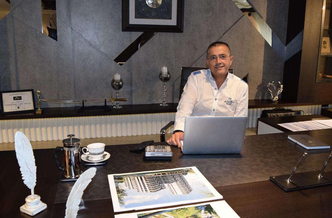 Инвеститорът Тунджай Гюлер за лятото на добрите имотни новини, за ръста на цените и… защо кърджалийци избират Пловдив