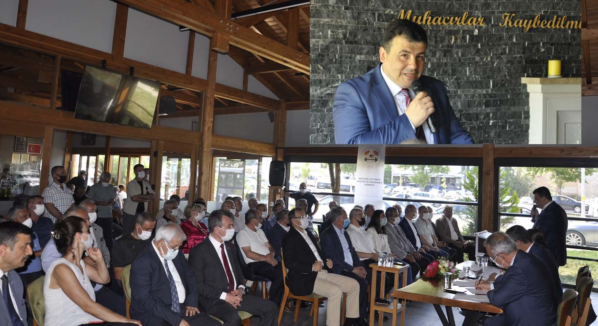 Хасан Йозтюрк бе преизбран за лидер на момчилградчани в Бурса