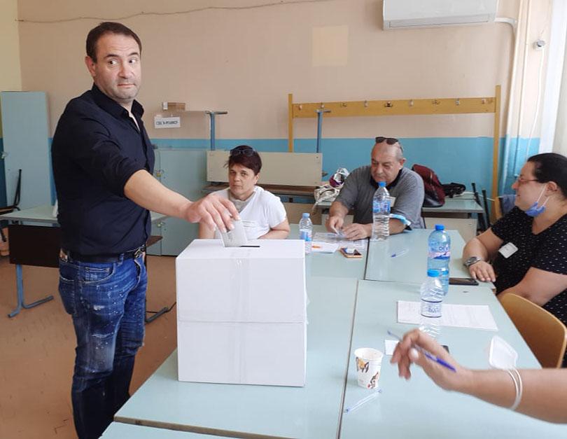 Георги Чепишев: Вот за модерна и свободна България