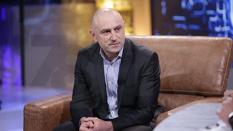 Топ финансистът Любомир Каримански на среща с бизнеса и кърджалийци