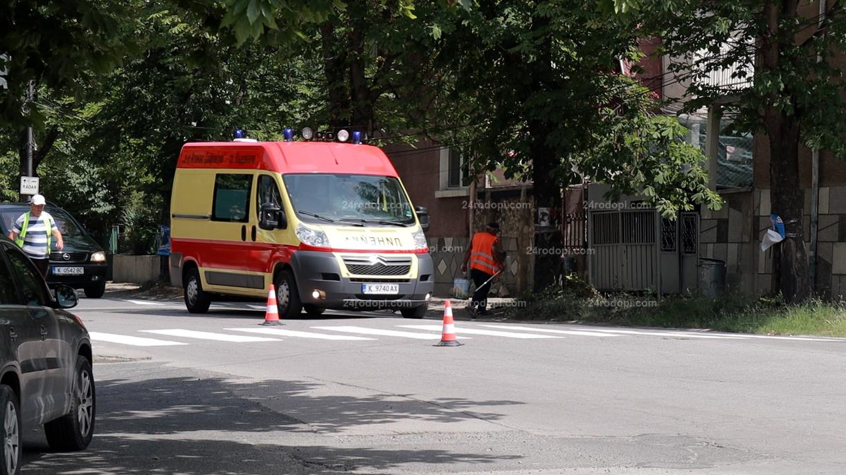 ВИДЕО: Нова маркировка по най-натоварения булевард в Родопите