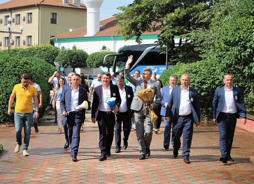 Мустафа Карадайъ в Ардино: Ние сме пазители на целостта на нашата Родина!