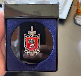 Министърът награди Полицай и Пожарникар №1 в Кърджали!