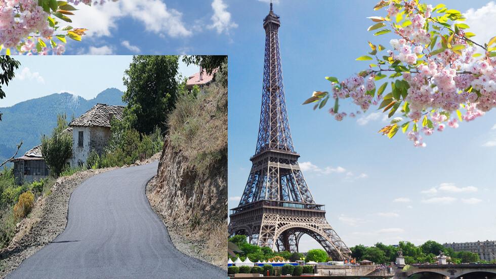 Живот в Париж – развод на село, драми за… къща