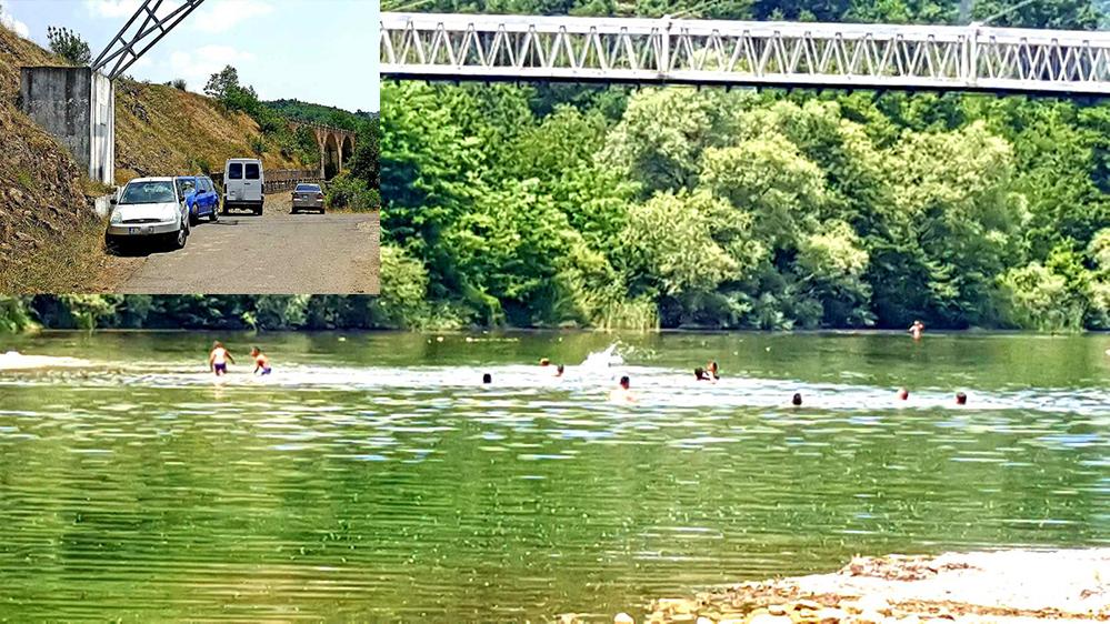 Хайде, всички в реката!
