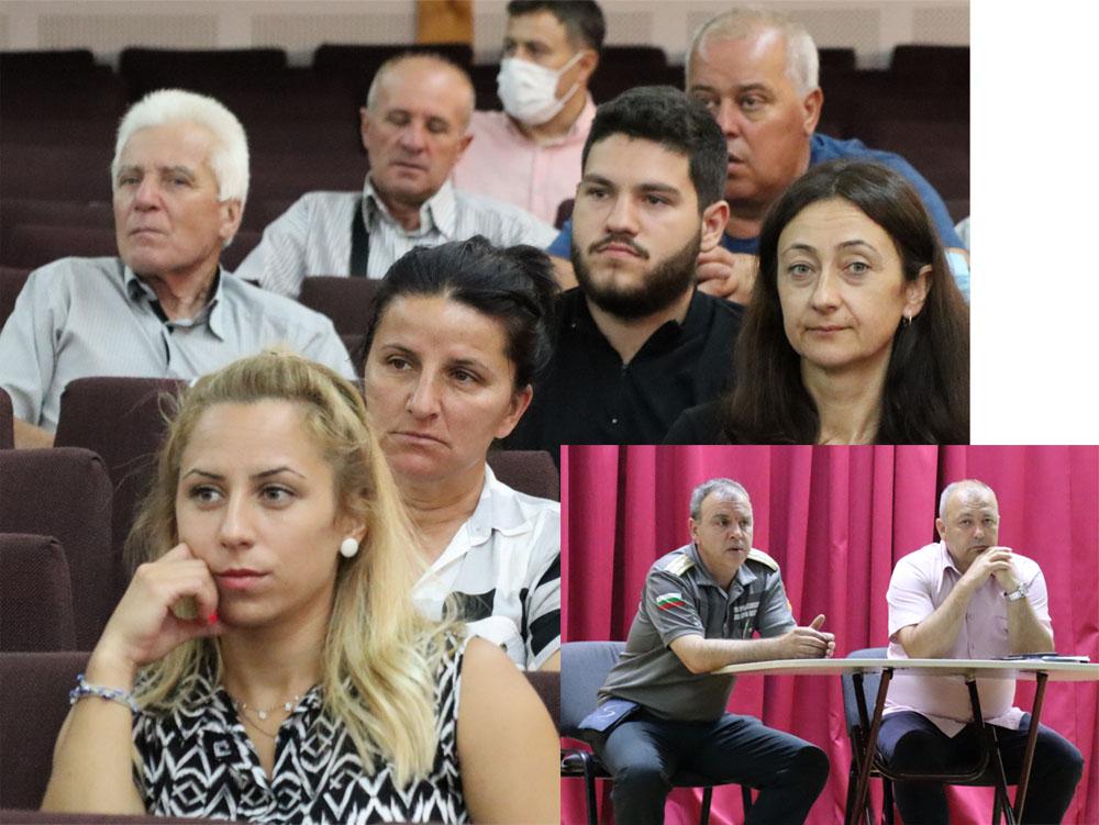 Пожари, ваксини, подземни води – темите на кметската среща в Ардино