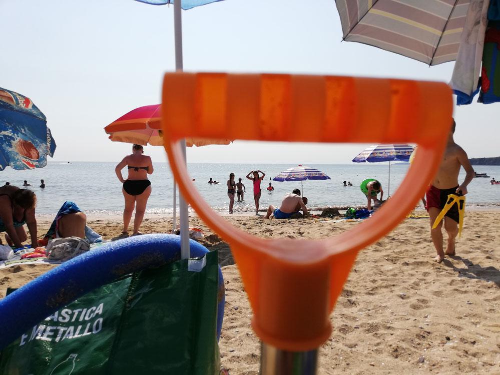Плажът, част 2: Клати го, клати…
