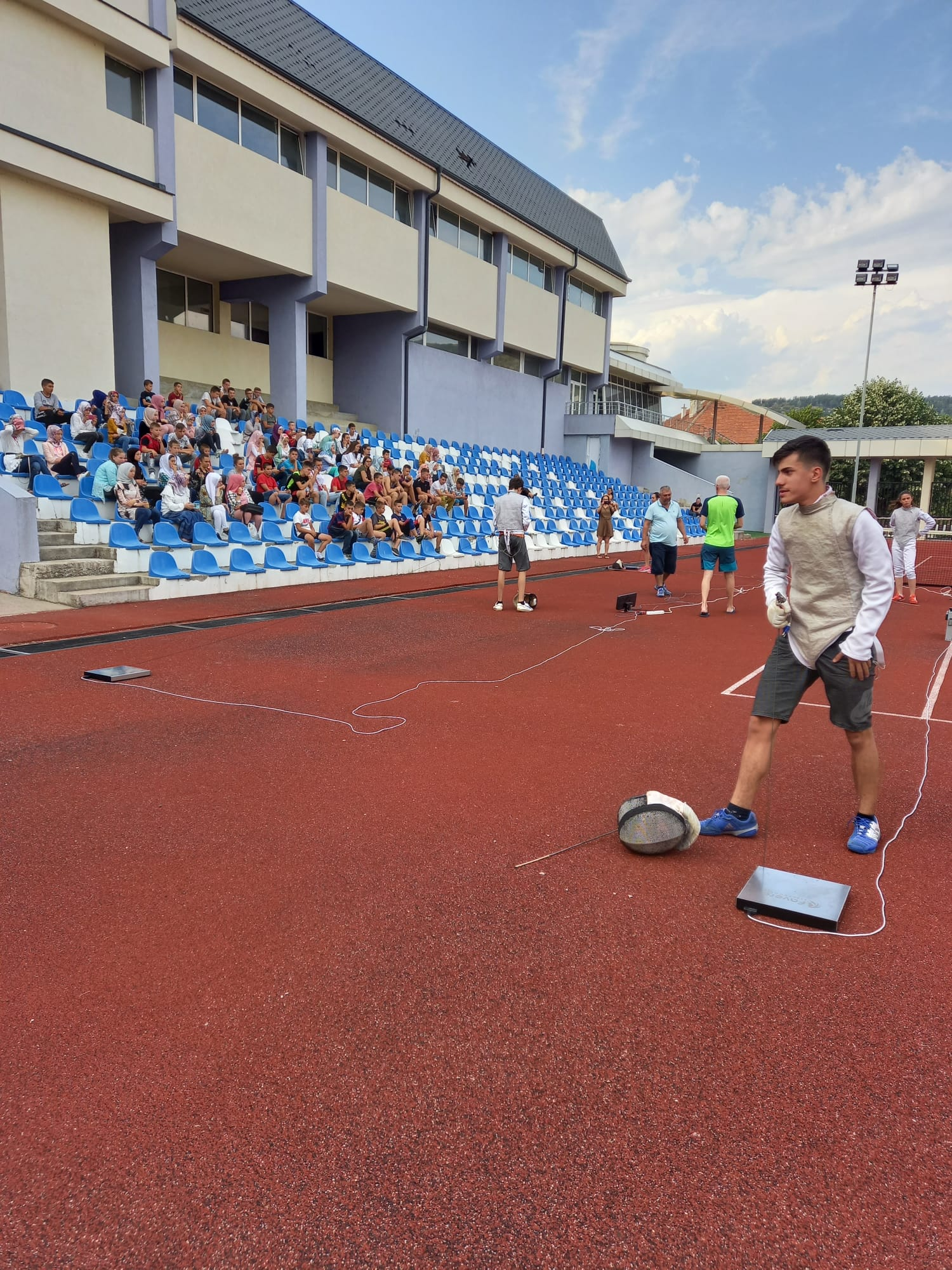 Момчилград се утвърди като дестинация за подготовка на спортисти (видео)