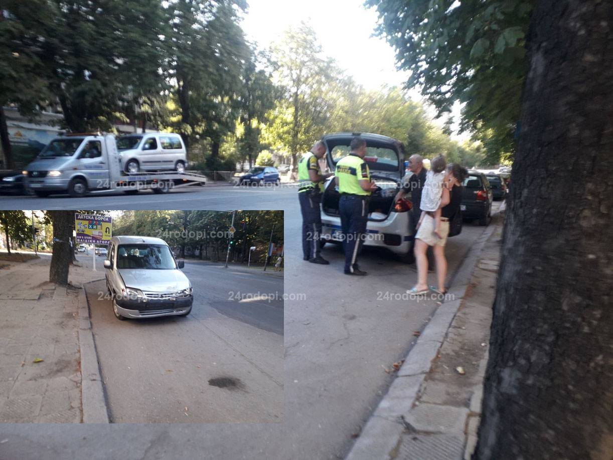 """Катастрофа на бул. """"Беломорски"""" – пак пред Пътното!"""