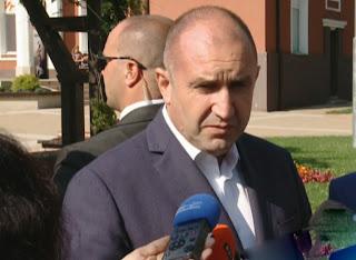 Румен Радев от Родопите: Без коалиция не става, без диалог – санкция от избирателите!