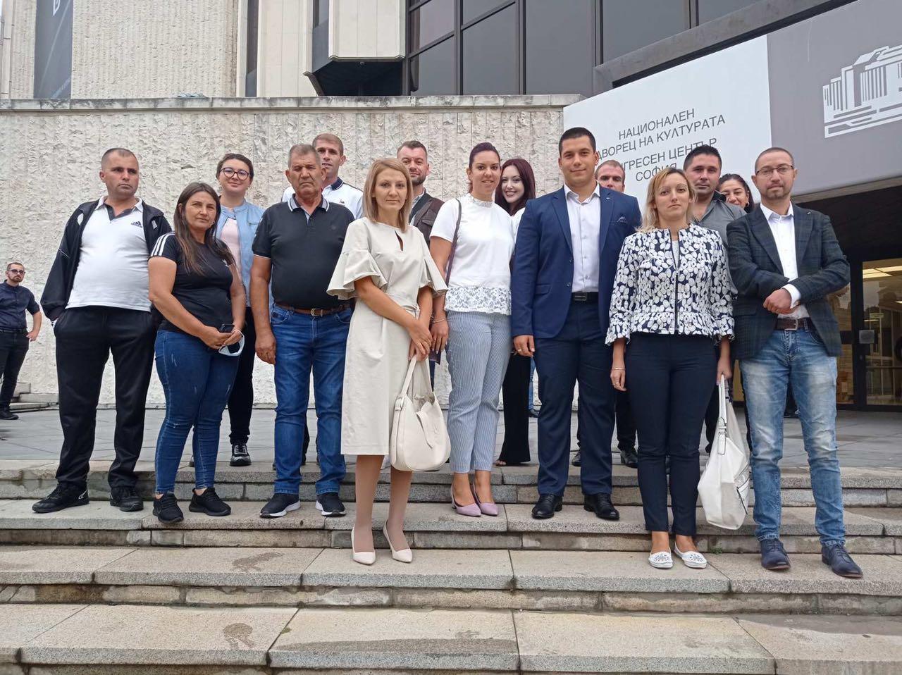 Цветелин Гавазов влезе в националното ръководство на Младежи-ГЕРБ