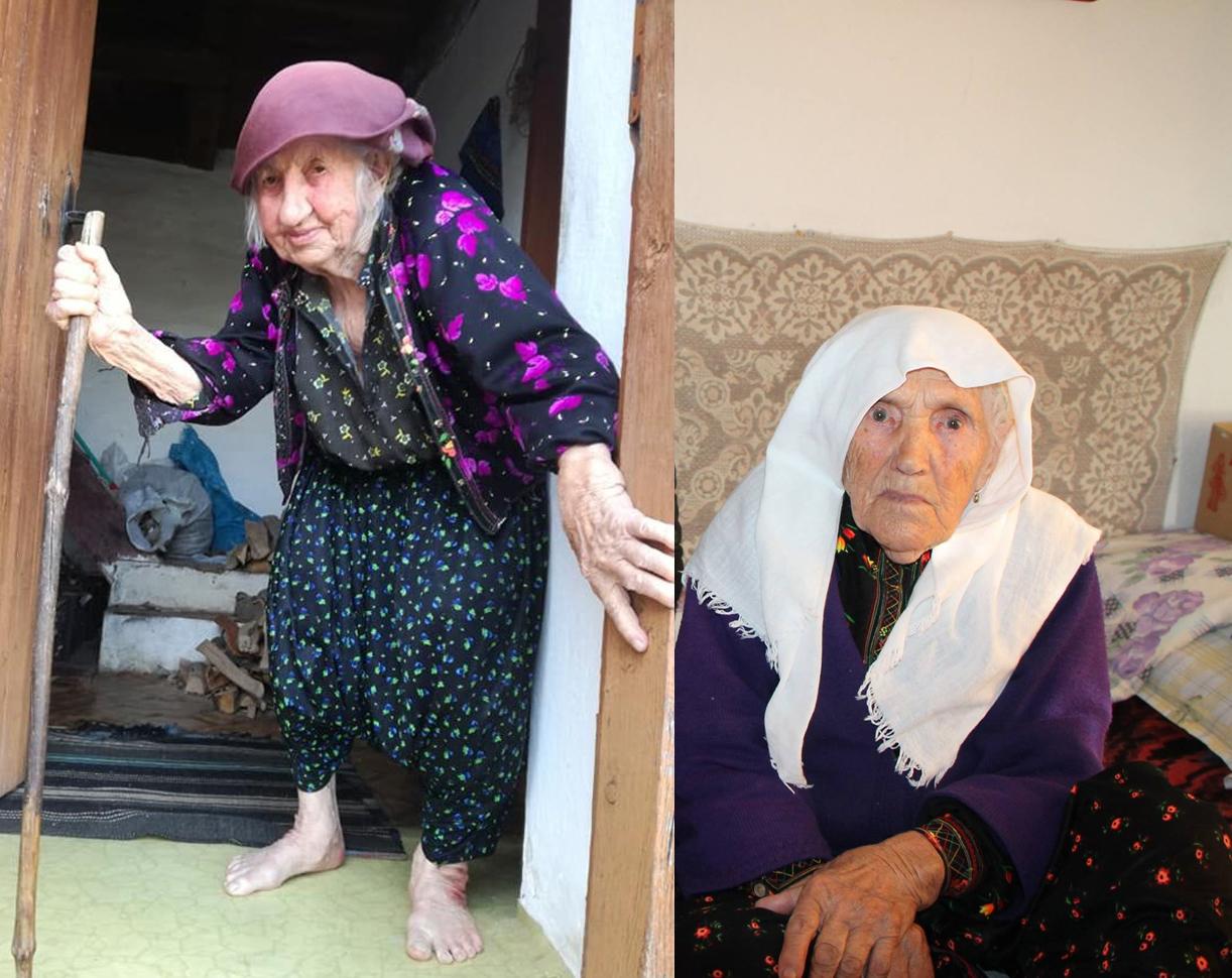 Баба Фатма от Жълтуша: Сутрин пийвам кафе, после цял ден съм на нивата, и така вече 100 години!