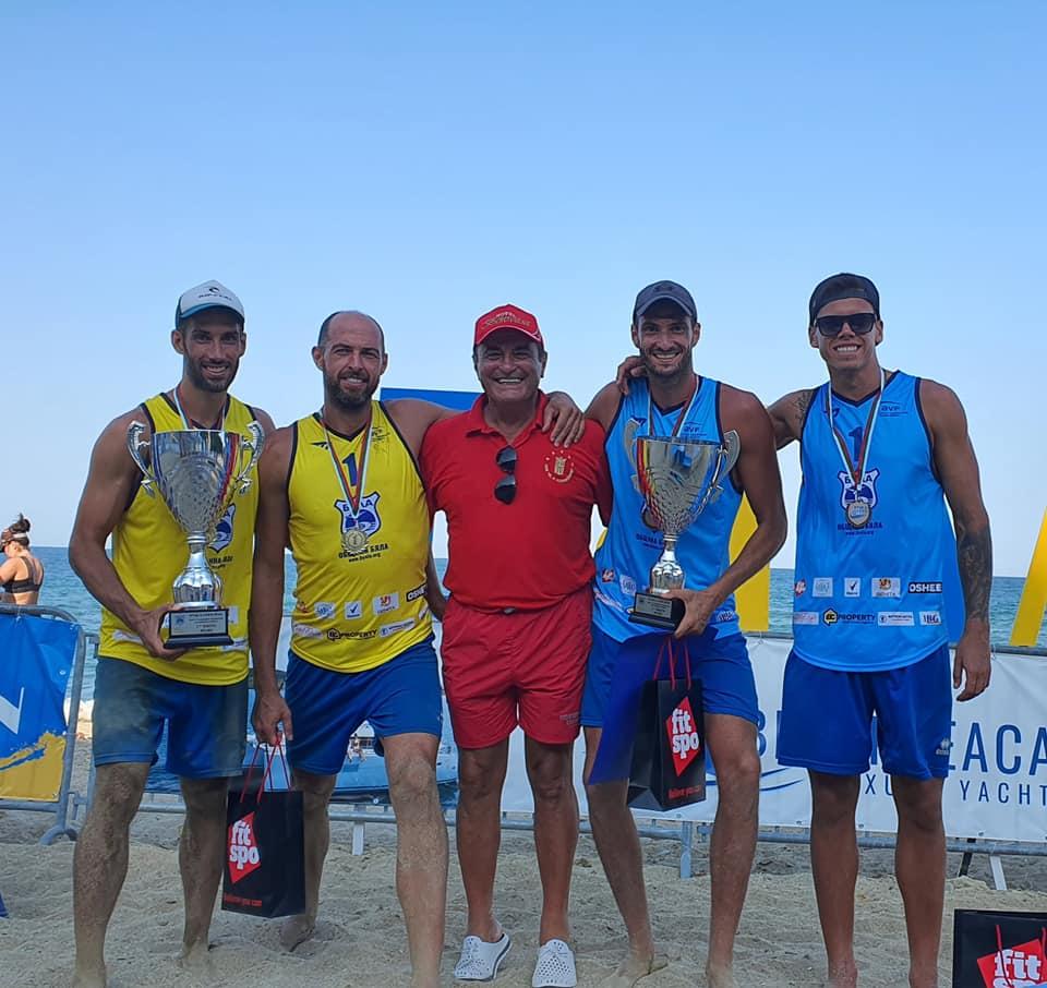 Кърджалийци триумфираха в два турнира по плажен волейбол