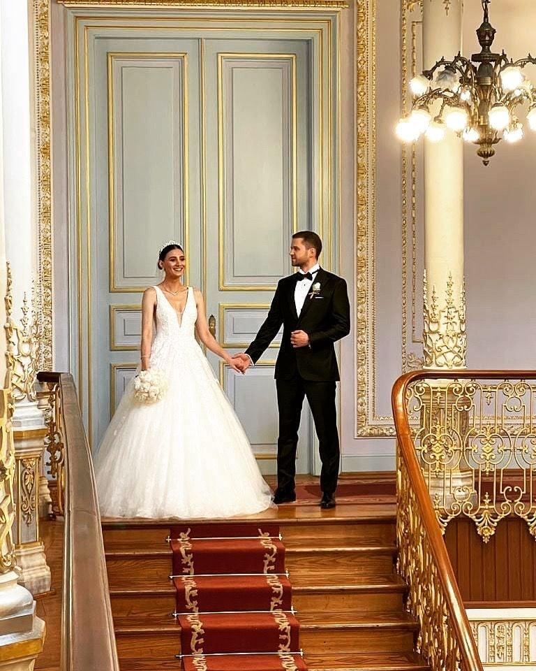Изселническа сватба пред двореца на Салит Халим паша край Босфора събра 600 гости