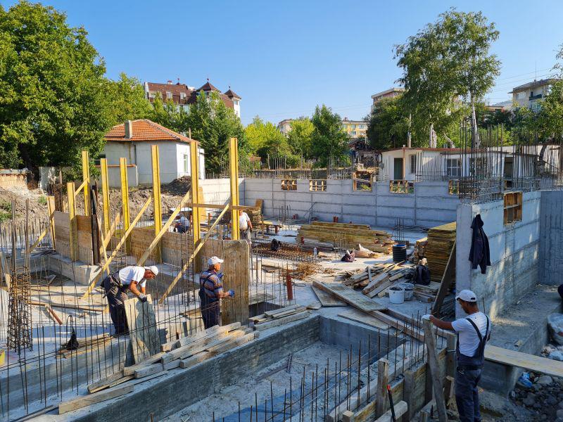 Ако има дарения: Новата джамия в Момчилград готова до една година