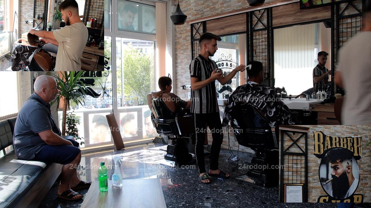 ВИДЕО репортаж: Научи занаят, върви на Запад, после у дома – отвори бръснарски салон