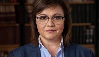 Корнелия Нинова: Ще задържим мандата до 10-15 септември заради актуализацията на бюджета