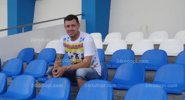 """Петър Пешев: Оставам фен на """"Арда"""", отборът ще постигне още по-големи успехи!"""