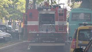 17 огнеборци гасиха пожари