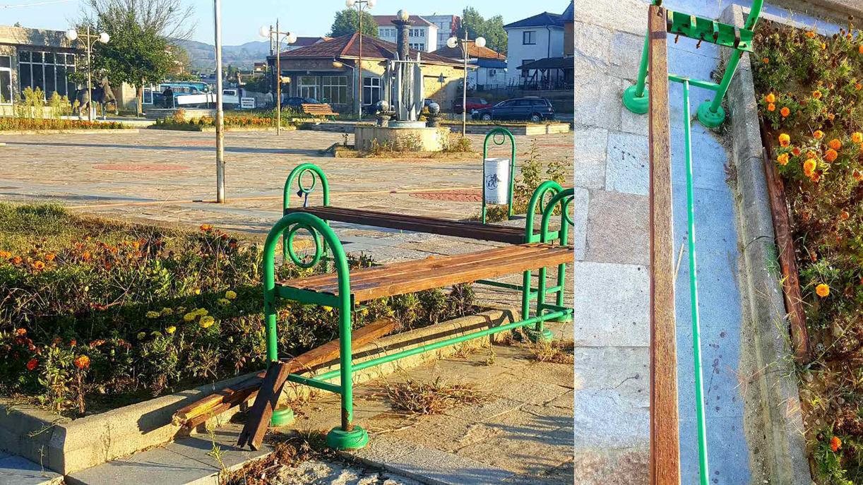 Каквото видиш в града, това правиш и на село – вандалите на Бенковски