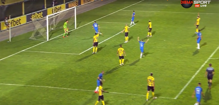 """10 """"канарчета"""" си поиграха с плитката """"Арда"""" за 2:1 и 3 точки"""