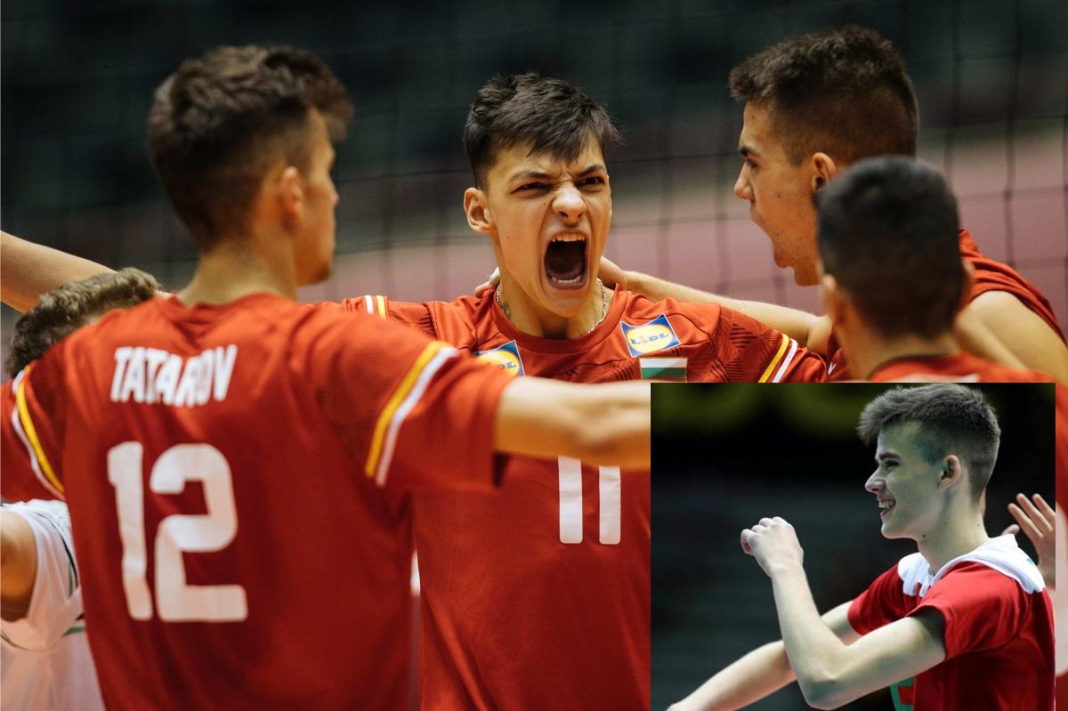 Кърджалиецът Георги Татаров е един от волейболните вицешампиони на света