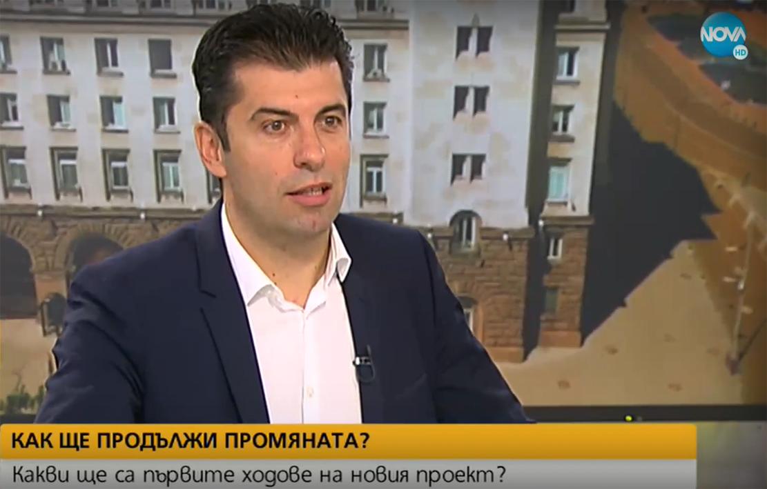 """Кирил Петков: Депутат от ДПС ми каза """"Кире, харесваме твоите политики, но ние не харесваме, че си срещу Пеевски"""""""