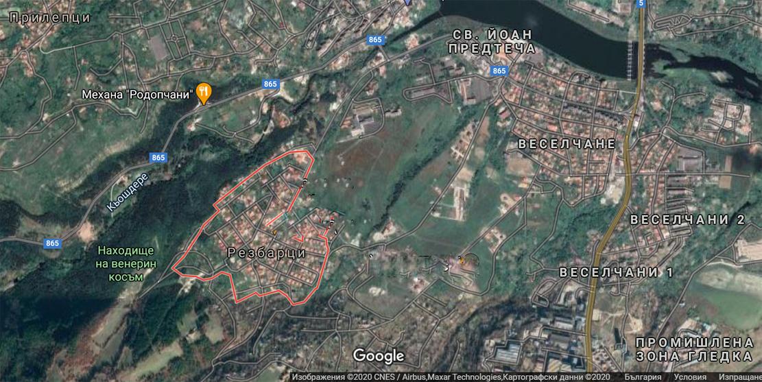 Без вода в Резбарци в петък от 9 до 17 часа!