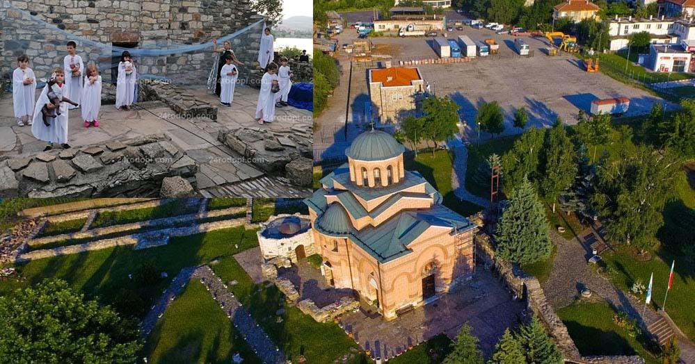 Събота, в 17 часа: Деца ще огласят двора на манастира с ангелогласни песни!