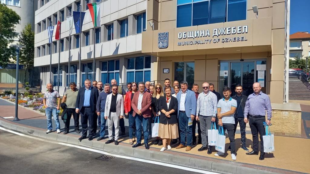 Атидже Алиева-Вели в Джебел: Не можем да позволим България да върви назад!