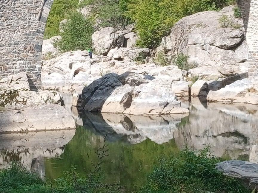Във водите на Арда заснех главата на султан Селим Първи, поръчителя на Дяволския мост!